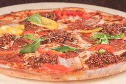 Köttfärs Pizza